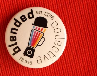 Logo Design _ Blended Collective Coffee Shop