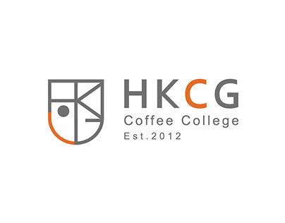 HKCG Coffee College Shanghai Branding Design