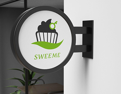 Logo, VI design - Sweeme