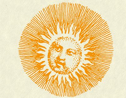 [Vintage Sun] Vector