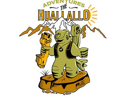 Adventures The Huallallo
