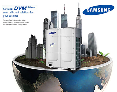 Samsung DVM S/Desert