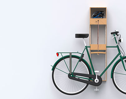 BikeUp Bike holder