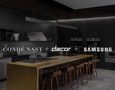Samsung + Condé Nast Home Kitchen Visions