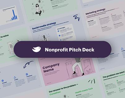 Nonprofit Pitch Deck