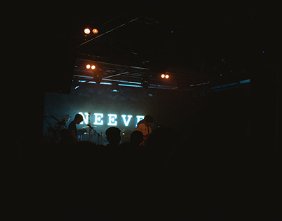 Neeve live in Concert @ Kantine Augsburg