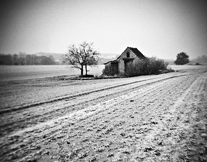 With A Holga Through Brandenburg