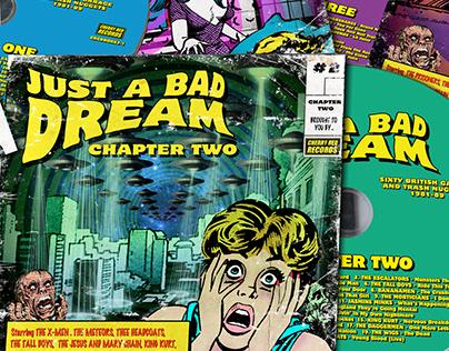 JUST A BAD DREAM 3 x CD BOX SET