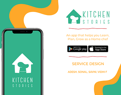 Kitchen Stories - A platform for home chefs