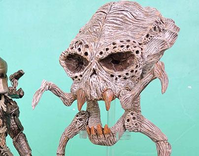 Predator Skull