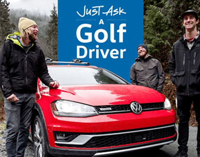 VW - Just Ask a Golf Driver