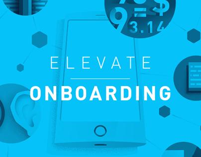 ELEVATE   Onboarding