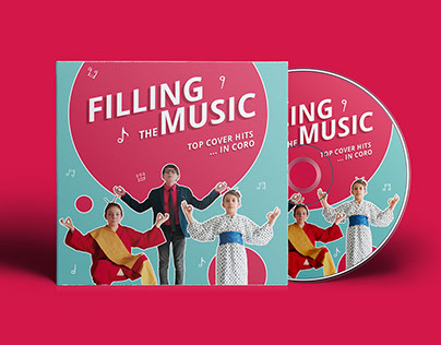 Filling the Music - Top Cover Hits in coro | Music CD