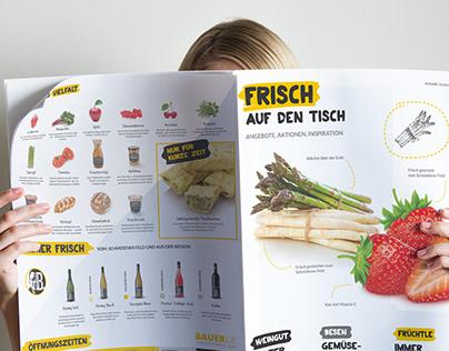 Bauerle Aktionszeitung Spargelzeit