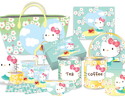 Hello Kitty Style Guide