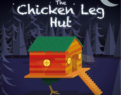 Chicken Leg Hut - Children's Book