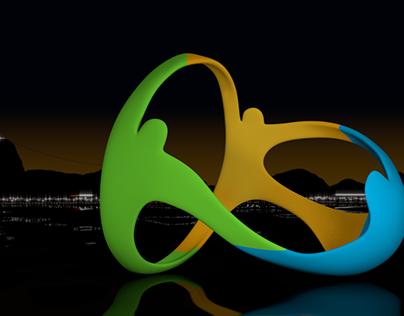 Rio 2016 Olympics emblem