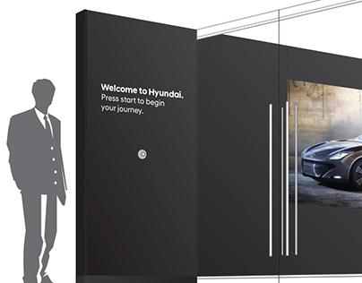 Hyundai's new DC Office - Storytelling & Design