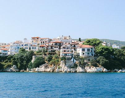 Skiathos Town I