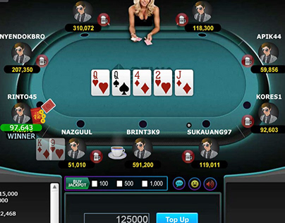 Dewa Poker Projects Photos Videos Logos Illustrations And Branding On Behance