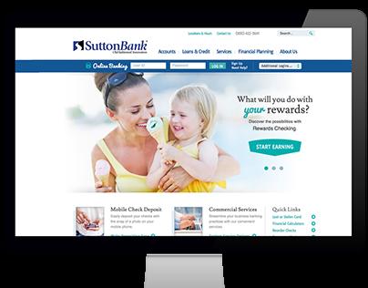 Sutton Bank | Website