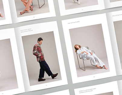Carrier Company Look Book