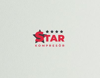 Star Kompresör Logo Modernizasyonu
