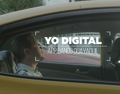 Banco Guayaquil - Aprovecha tu Yo Digital