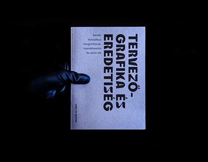 Graphic Design & Originality - Editorial Design