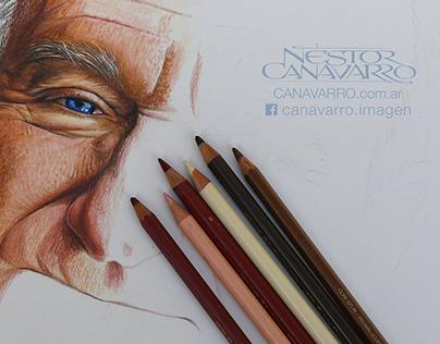 Robin Williams - process