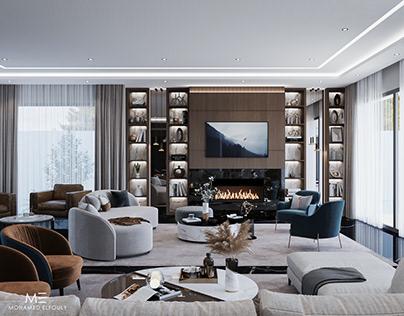 Villa Interior Design Project