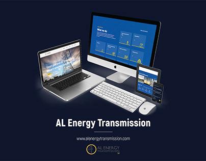 Web Design & Development – ALEnergyTransmission.com | W