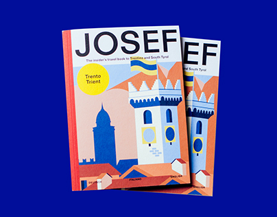 JOSEF Travel Book 3 - Illustrations