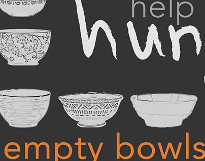 Hunger Awareness Day Poster