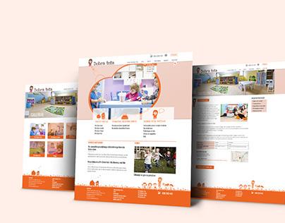 Child Care Center - web page