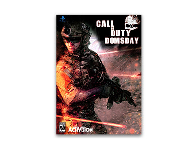 POSTER DESIGN - CALL OF DUTY