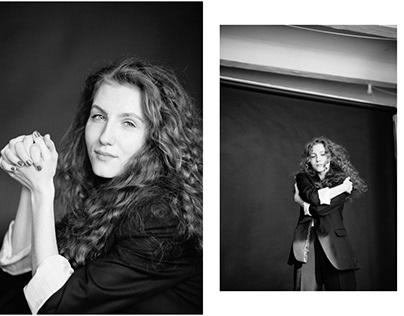 Actor's portfolio: Veronika