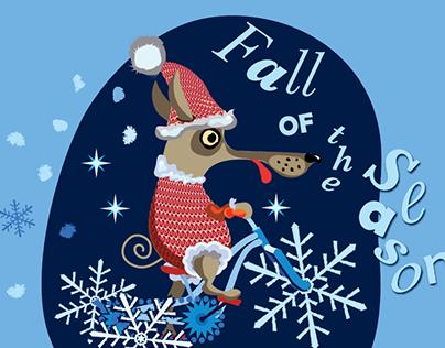 Brunhilde :: Fall of the season