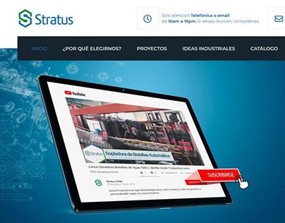 STRATUS - SETUP WP