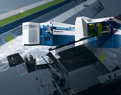 TRUMPF Lasermaschinen | Markenkommunikation