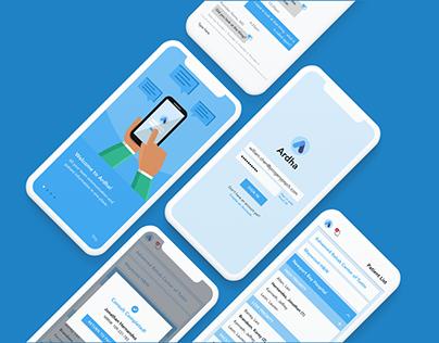 Ardha Healthcare App
