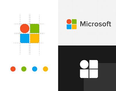 Microsoft Logo Redesign: A short case study