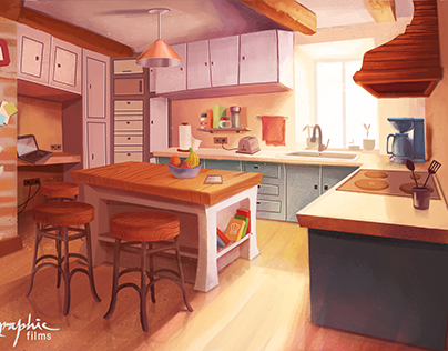 """""""The Brownies"""" background concepts"""