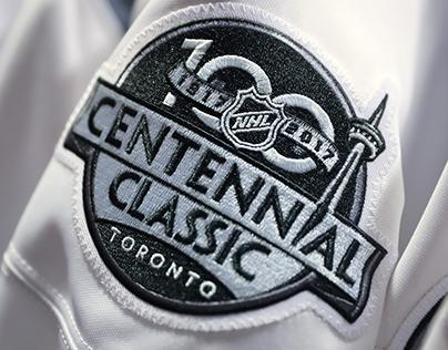 2017 Centennial Classic Event Brand