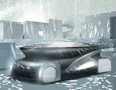 TATA Premium Vehicle for Smart City 2030