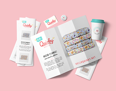 Hello Quirky Design Project by Logodentity