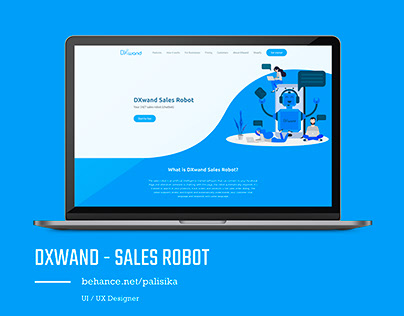 DXWAND - SALES ROBOT