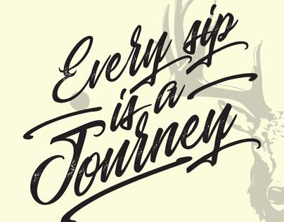 Journey Brew Coffee - Brand Identity