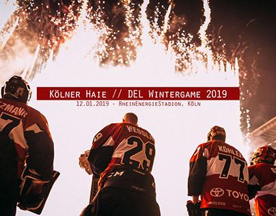 Kölner Haie // DEL Wintergame 2019