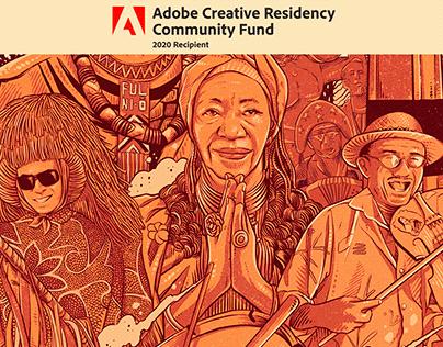 Adobe Creative Residence Community Fund 2020